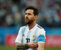 Arjantin tur şansını mucizelere bıraktı