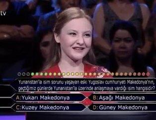 Bu sorular Kim Milyoner Olmak İster'e damga vurdu! İşte Kim Milyoner Olmak İster'in en ilginç soruları...