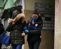 Borcu olan kadınları fuhşa zorlayanlara operasyon