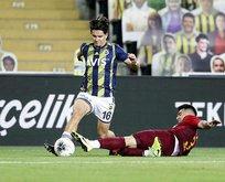 Fenerbahçe  son dakikalarda güldü