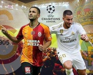 Galatasaray Real Madrid maçı şifresiz veren kanallar listesi!