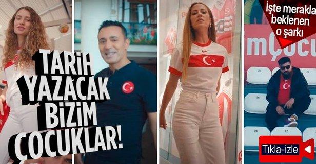 EURO 2020 şarkısı Mustafa Sandal'dan!