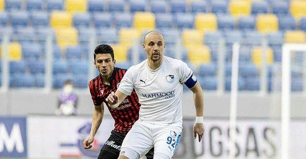 Gençlerbirliği ile BB Erzurumspor yenişemedi