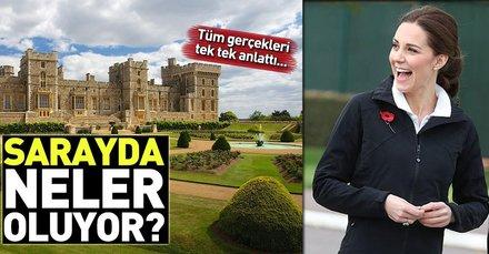Kate Middleton evde neler yapıyor? Eski çalışanları İngiliz Kraliyet ailesinin sırlarını açıkladı