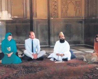 Kraliyet gelini camide