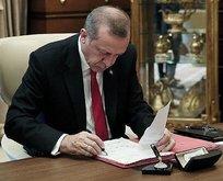 Başkan Erdoğan 6 üniversiteye rektör atadı