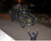 Komando birlikleri Suriye'de