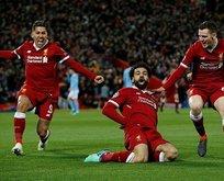 Liverpool sahasında M.Cityyi ezdi geçti