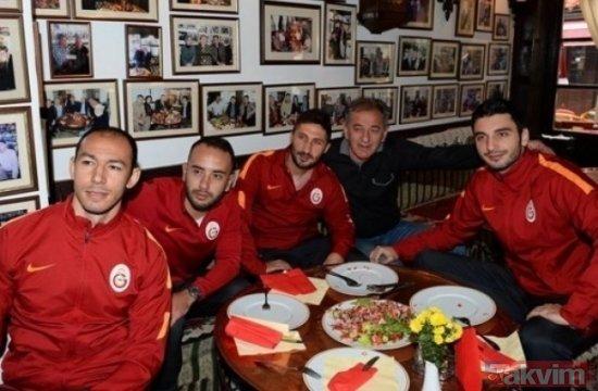Galatasaray'ın eski yıldızı köfteci oldu! Çok şaşıracaksınız!