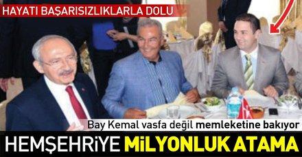 Kılıçdaroğlu, hemşehrisi Umut Akdoğanı İş Bankasına yönetici olarak atadı! Umut Akdoğan kimdir?