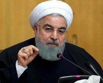 Ruhani: Siyonistlere izin vermemeliyiz
