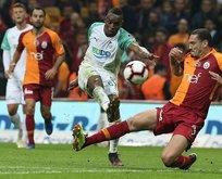Galatasaray'da Trabzon kabusu!