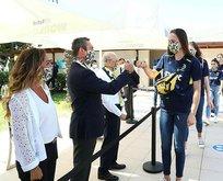 Fenerbahçe Başkanı Ali Koç: Süper Lig seyircili olsun