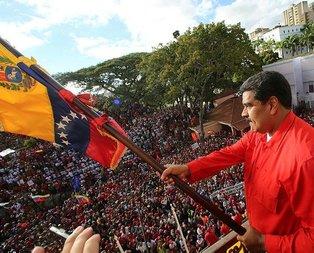 Maduro'dan seferberlik çağrısı
