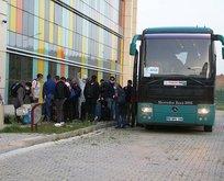Karantina süresi dolan 70 kişi evlerine gönderiliyor!