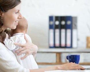 Çalışan anneye bakıcı parası! Ayda 1300 TL destek