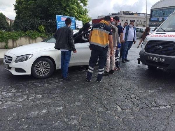 Berdan Mardini'nin eski eşi Fatoş Karademir bacağından vuruldu! Apar topar  hastanete kaldırıldı - Takvim