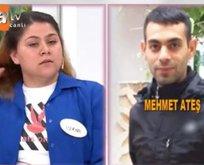 """Berna Hanım, çocuklarını reddeden Mehmet Ateş ile Esra Erol'da yüzleşti! """"Beraber yaşadığım Mehmet çocuğumu reddediyor"""""""