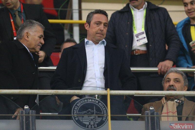 Erman Toroğlu'ndan Fenerbahçe Başkanı Ali Koç'a çok sert sözler! Bana bak Ali!