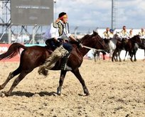 Etnospor Forumu Antalya'da başladı