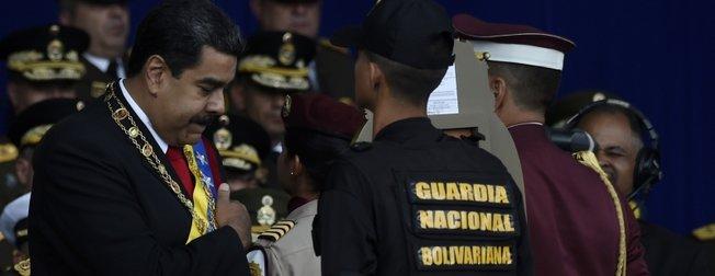 Maduro'dan suikast girişimi sonrası ilk açıklama! O ülkeleri suçladı