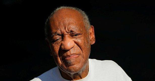 Tacizden hapis yatan Cosby serbest kaldı!
