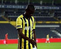 Yatarak Samatta'dan fazla gol attı!