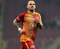 Sneijder'in yeni takımı belli oldu