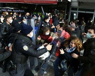 Boğaziçi Üniversitesi'nde vandallık yapan 110 şüpheliden 72'si terör örgütü propagandasından yargılanmış!