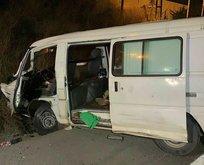 Şile Otoyolu'nda kaza! Ölü ve yaralılar var