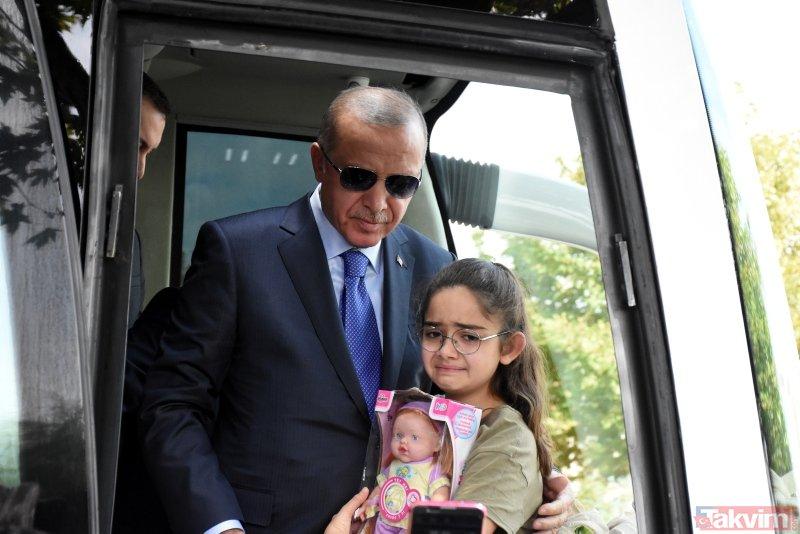 Cumhurbaşkanı Recep Tayyip Erdoğan Kayseri'de!