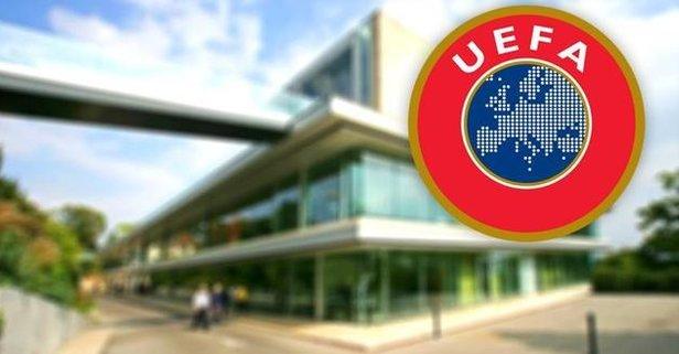 UEFA'dan Beşiktaş ve Trabzonspor kararı!