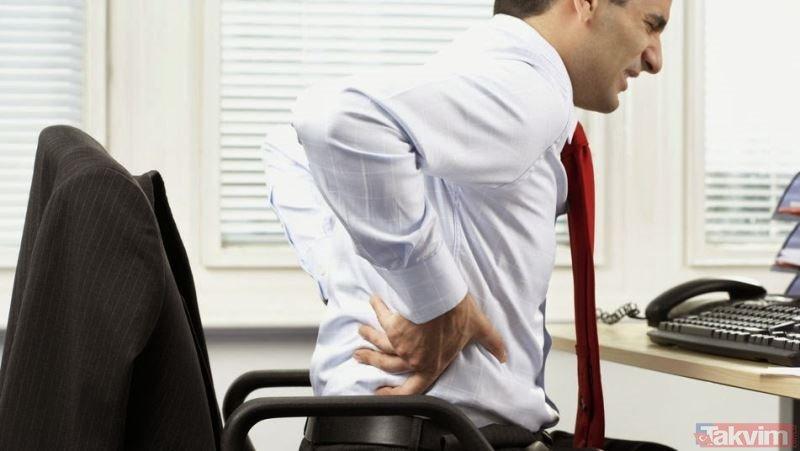 Sırt ağrısı kanser habercisi mi?