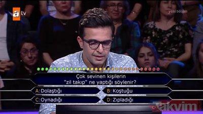 'Kim Milyoner Olmak İster?' 764. bölüm soru ve cevapları