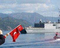 Yunan basını uçak kaldırmayan orduya fena gaz verdi: F-16'lar hazır