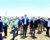 Bakan Kurum açıkladı: 1 yıl içinde tamamlanacak