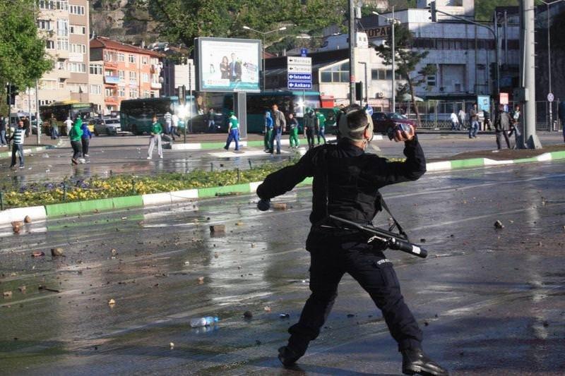Bursa savaş alanı