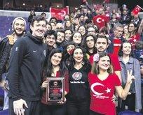 Washington'da Türklerin gecesi