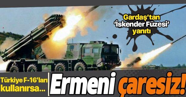 Türkiye F-16'ları kullanırsa...
