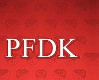 3 büyükler PFDKlık oldu!