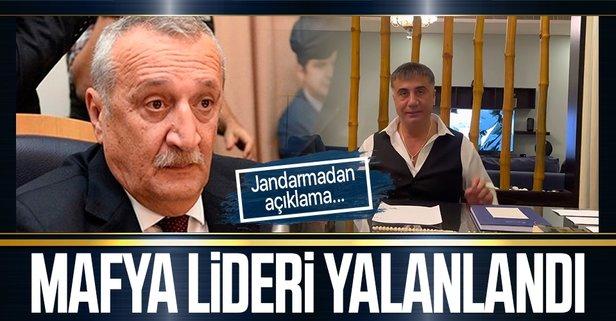 Mafya lideri Sedat Peker'in, Ağar iddiası yalanlandı