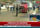 Venezuela'nın Brezilya sınırı bölgesinde ordu ile yerli halk arasında çatışma!.