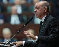 Başkan Erdoğan'dan Deniz Çakır'a ağır eleştiri