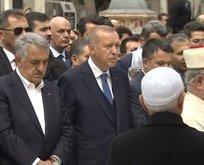 Başkan Erdoğan Hayati Yazıcı'yı yalnız bırakmadı