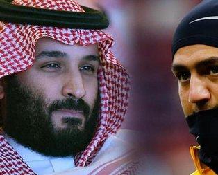 Cengiz Ünderli Romaya Mohammed bin Salman talip oldu
