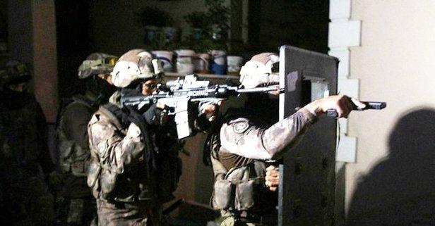 İstanbul'da operasyon! Bir terörist öldürüldü