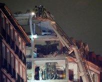Madrid patlamasında ölü sayısı yükseldi