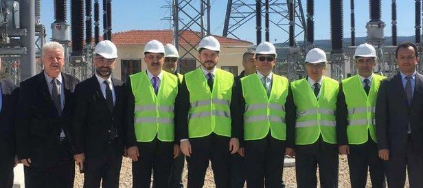 İstanbul'a elektrik denizden taşınacak