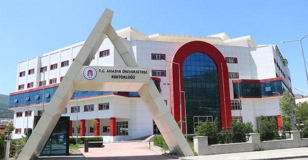Amasya Üniversitesi 12 öğretim üyesi alımı yapacak