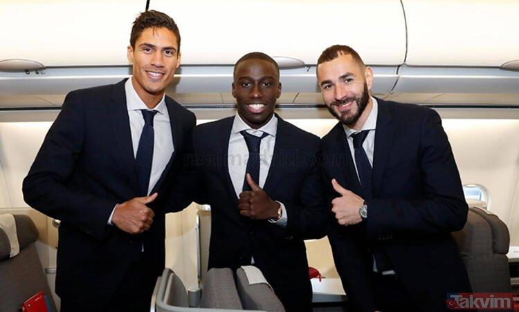 Real Madrid, Galatasaray maçı için yola çıktı! O görüntü gözlerden kaçmadı